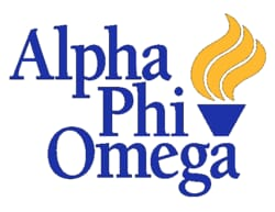 Alpha Phi Omega Logo